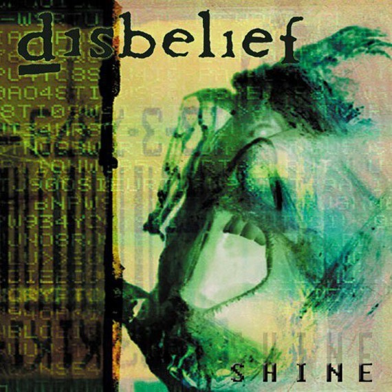 DISBELIEF: SHINE (CD)