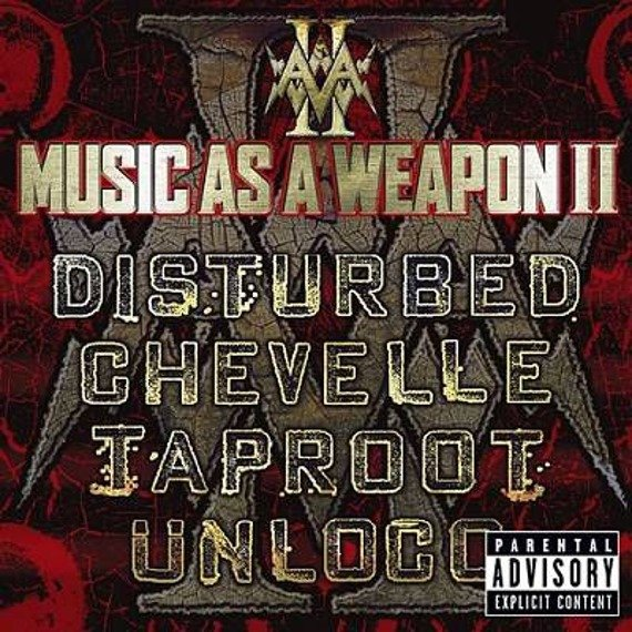 DISTURBED: MUSIC AS A WEAPON (CD+DVD)