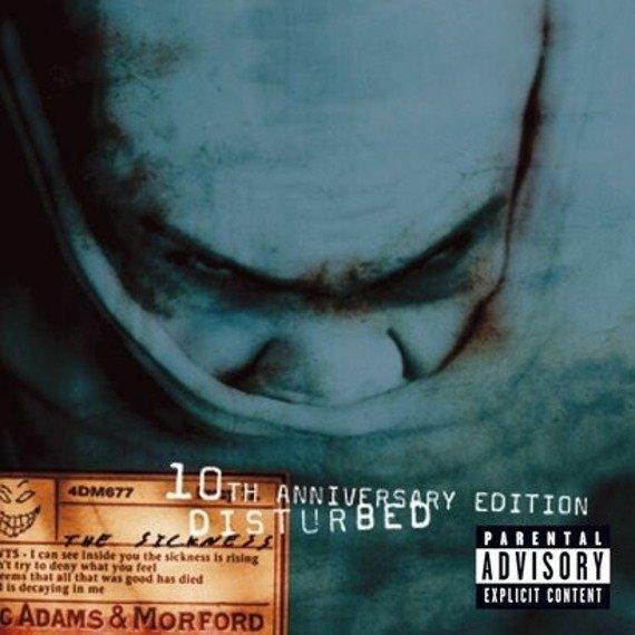 DISTURBED: THE SICKNESS (CD)