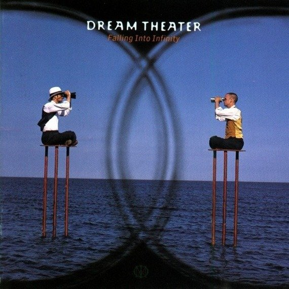 DREAM THEATER: FALLING INTO INFINITY (CD)