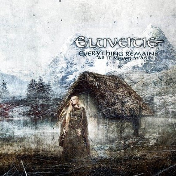 ELUVEITIE: EVERYTHING REMAINS AS IT NEVER WAS (CD)