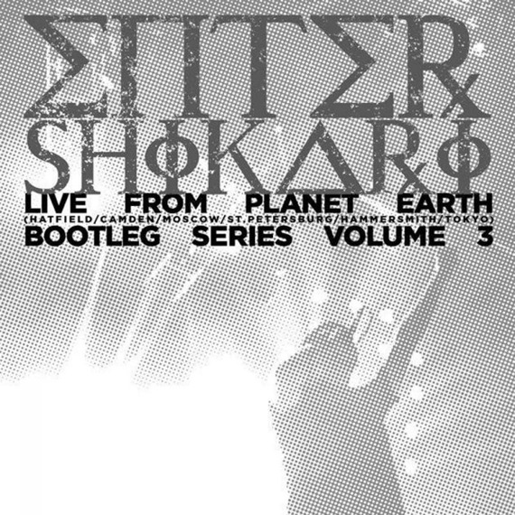 ENTER SHIKARI: LIVE FROM PLANET EARTH  (CD+2DVD)