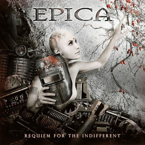 EPICA: REQUIEM FOR THE INDIFFERENT (CD)