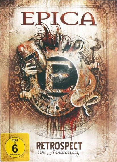 EPICA: RETROSPECT - 10TH ANNIVERSARY (2DVD)