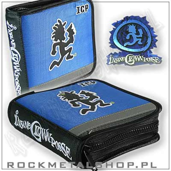 Etui na CD Insane Clown Posse [CD91046ICP] Bioworld
