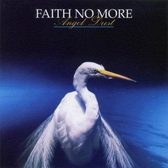 FAITH NO MORE:  ANGEL DUST (CD)