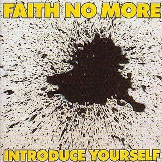 FAITH NO MORE:  INTRODUCE YOURSELF (CD)