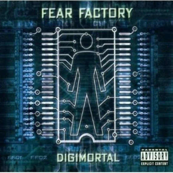 FEAR FACTORY: DIGIMORTAL (CD)