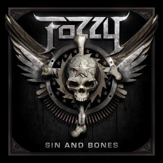 FOZZY: SIN AND BONES (CD)