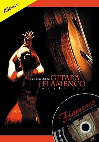 GITARA FLAMENCO + DVD