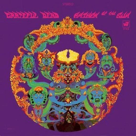 GRATEFUL DEAD: ANTHEM OF THE SUN (LP WINYL)