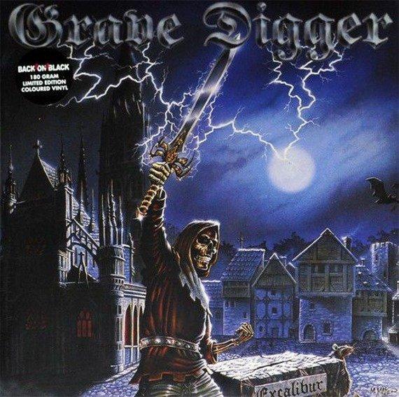 GRAVE DIGGER: EXCALIBUR (LP VINYL)