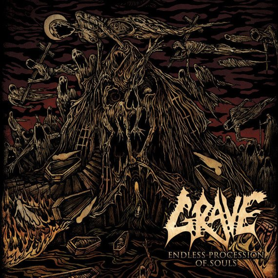 GRAVE: ENDLESS PROCESSION OF SOULS (CD)
