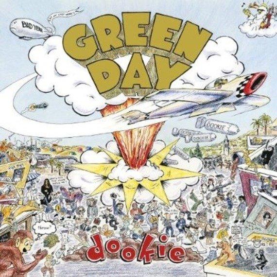 GREEN DAY: DOOKIE (LP VINYL)