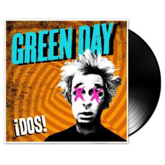 GREEN DAY: DOS ! (LP VINYL)