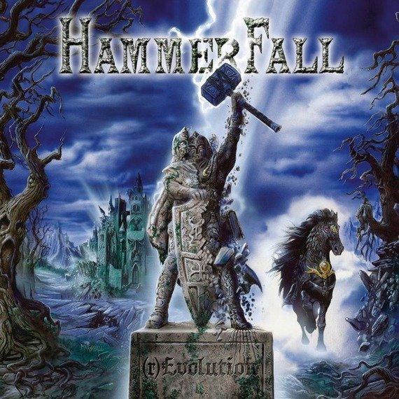 HAMMERFALL - (R)EVOLUTION (CD)