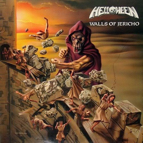 HELLOWEEN: WALLS OF JERICHO (CD)