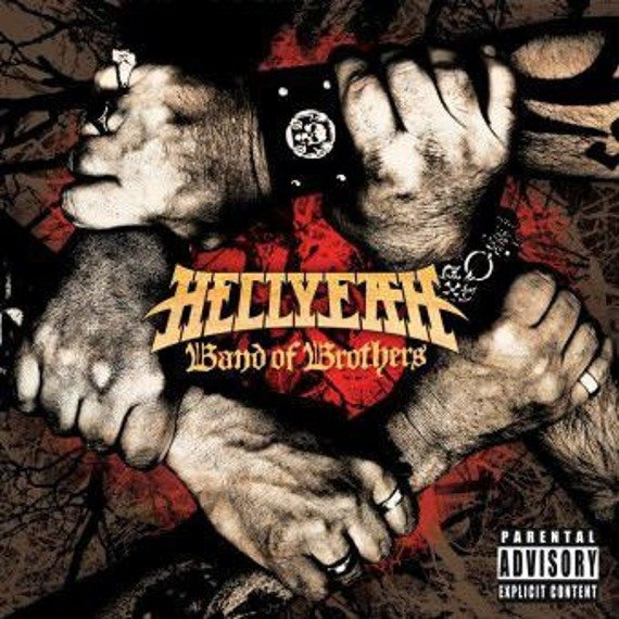 HELLYEAH: BAND OF BROTHERS (CD)