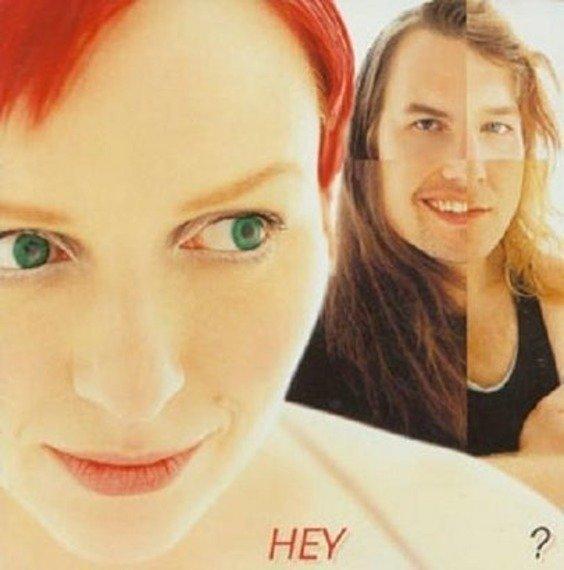 HEY: ?  REEDYCJA (CD)