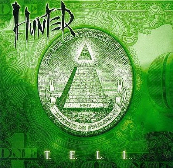 HUNTER: T.E.L.I. (CD)