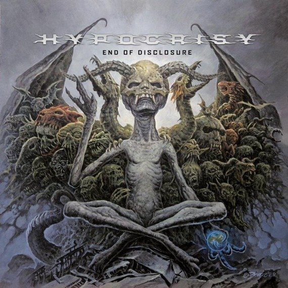 HYPOCRISY: END OF DISCLOSURE (CD)