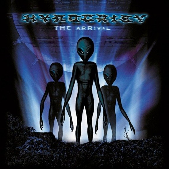 HYPOCRISY: THE ARRIVAL (CD)