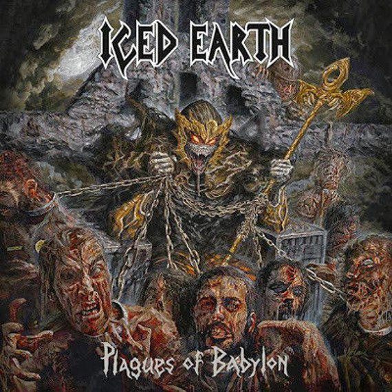 ICED EARTH : PLAGUES OF BABYLON (CD+DVD DELUXE)