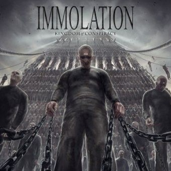 IMMOLATION: KINGDOM OF CONSPIRACY (CD)
