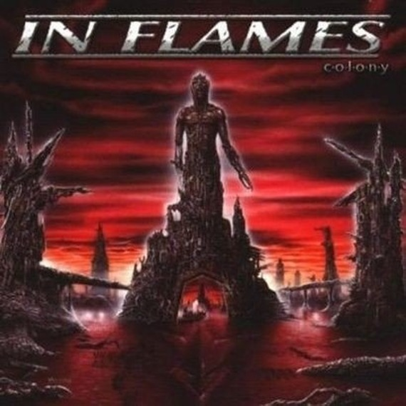 IN FLAMES : COLONY (CD)