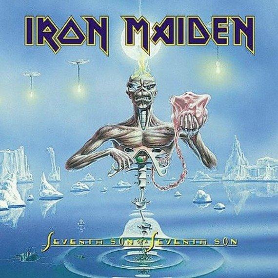 IRON MAIDEN: SEVENTH SON OF A SEVENTH SON (CD)