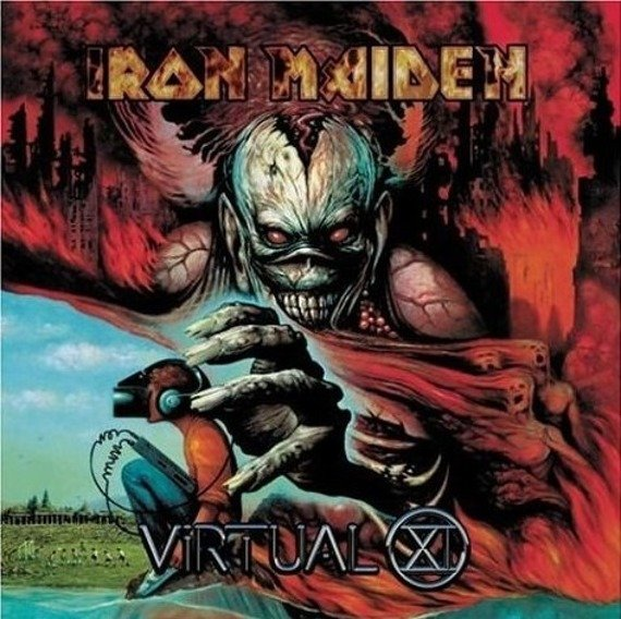 IRON MAIDEN: VIRTUAL XI (CD)