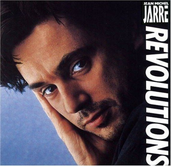 JEAN MICHEL JARRE: REVOLUTIONS (CD)