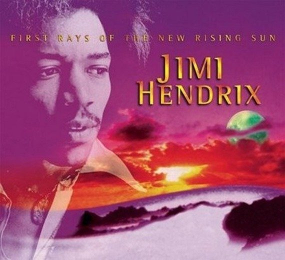 JIMI HENDRIX: FIRST RAYS OF THE NEW RISING SUN (CD)