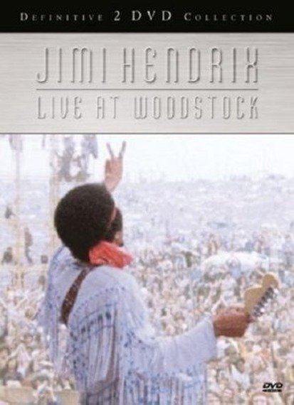 JIMI HENDRIX: LIVE AT WOODSTOCK (DVD)