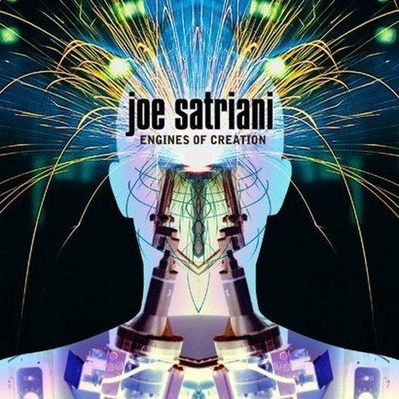 JOE SATRIANI : ENGINES OF CREATION (CD)