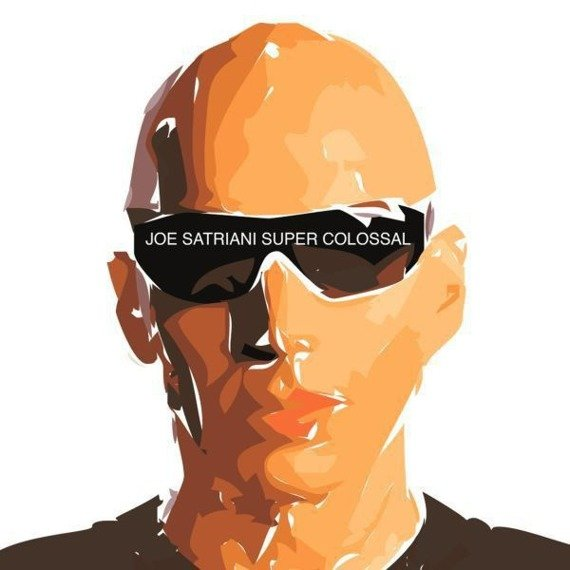 JOE SATRIANI : SUPER COLOSSAL (CD)