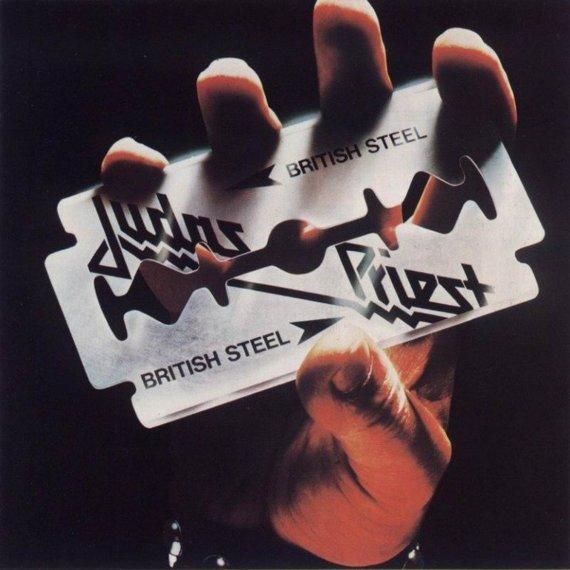 JUDAS PRIEST : BRITISH STEEL (CD)