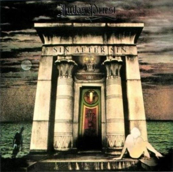 JUDAS PRIEST: SIN AFTER SIN (LP VINYL)