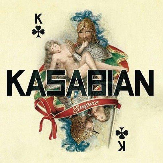 KASABIAN : EMPIRE (CD)