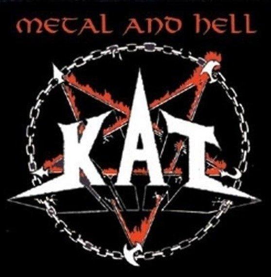 KAT: METAL AND HELL (CD)
