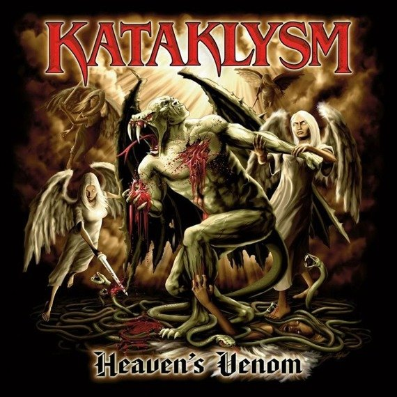 KATAKLYSM: HEAVEN'S VENOM (CD)