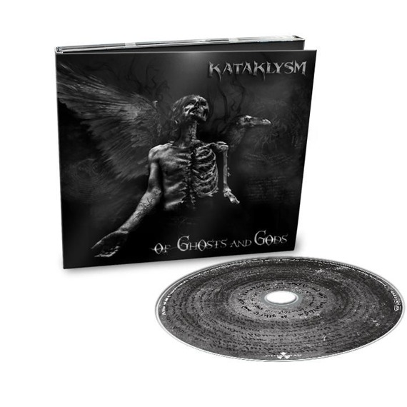 KATAKLYSM: OF GHOSTS AND GODS (CD) LIMITED