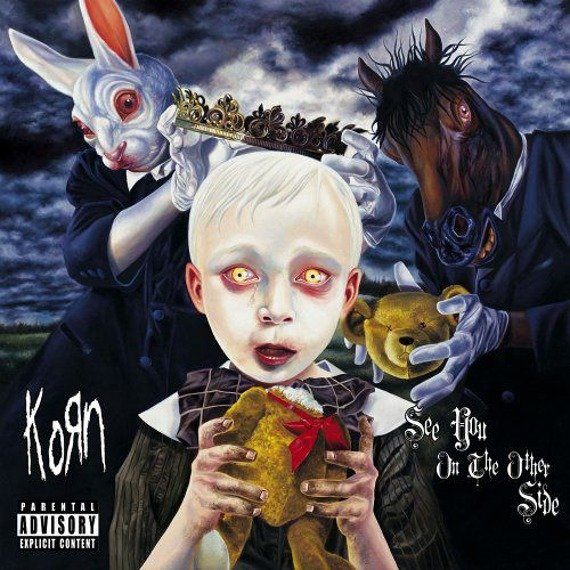 KORN: SEE YOU ON THE OTHER SIDE (CD)