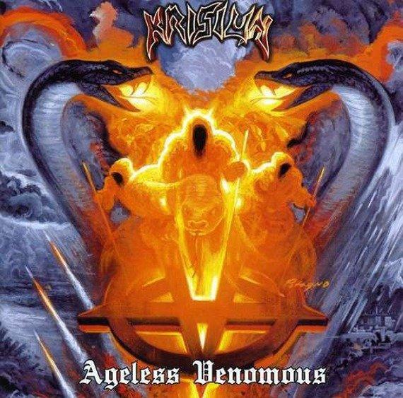 KRISIUN: AGELESS VENOMOUS (CD)