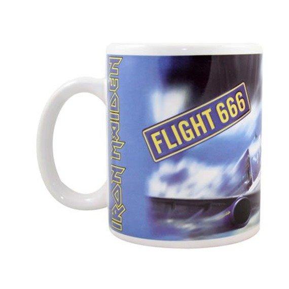 Kubek IRON MAIDEN - FLIGHT 666