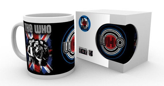 Kubek THE WHO - FLAG