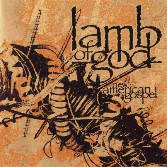 LAMB OF GOD : NEW AMERICAN GOSPEL (CD)
