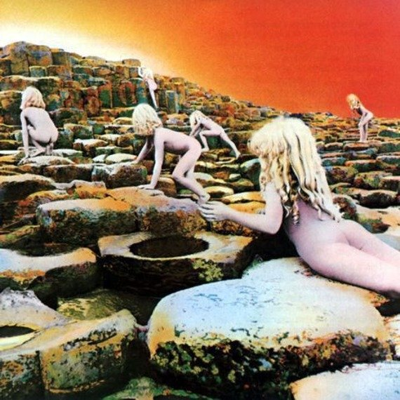 LED ZEPPELIN: HOUSES OF THE HOLY - REMASTERED (CD)