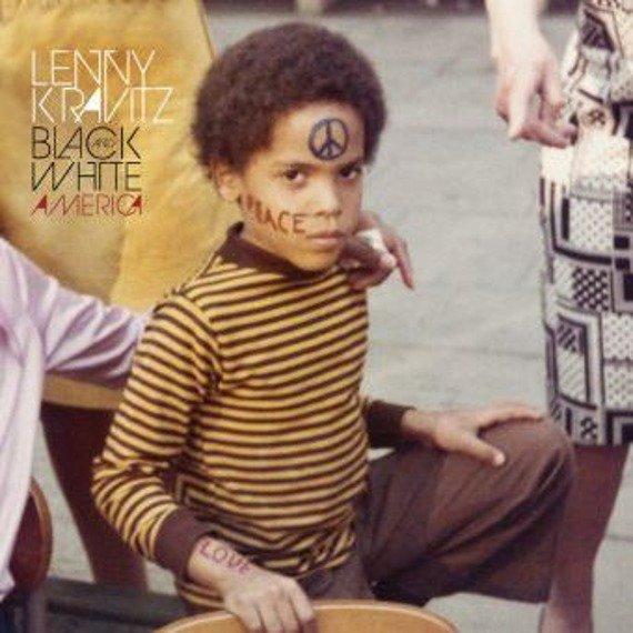 LENNY KRAVITZ: BLACK AND WHITE AMERICA (CD)