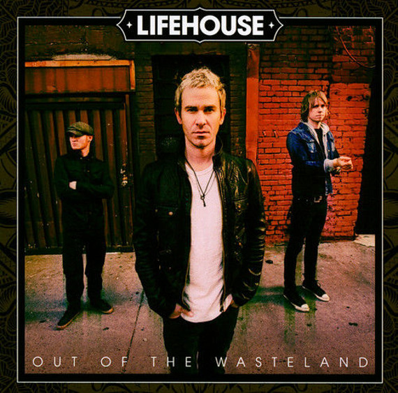 LIFEHOUSE: OUT OF THE WASTELAND (CD)